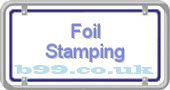 foil-stamping.b99.co.uk